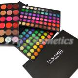 Trusa Machiaj 120 farduri + paleta 22 nuante de ruj si concealer, Mac Cosmetics