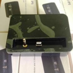 Dock compatibil cu Apple/Iphone 5 Black