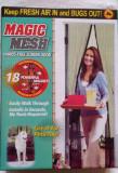 Perdea anti insecte cu inchidere magnetica Magic Mesh