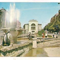 #carte postala(ilustrata)-TIMISOARA - Carte Postala Banat dupa 1918, Circulata, Printata