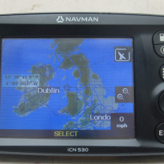 GPS Navigatie NAVMAN ICN530, 5, Fara harta