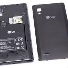 LG l9 p769 aproape nou - Telefon mobil LG Optimus L9, Negru, Neblocat