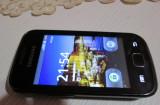 Samsung Galaxy Gio S5660 Black, Negru, Neblocat, 3.2''