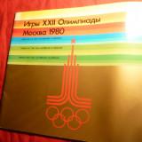 Caiet de Prezentare- Olimpiada Moscova - Arenele , discipline sportive
