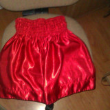 Short de Box Rosu