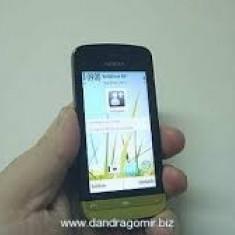 Nokia C5-03 Stare foarte buna de functionare + casti, incarcator, cutie! - Telefon mobil Nokia C5-03, Negru, Neblocat