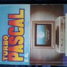 carte turbo Pascal 6.0