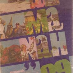 ALMANAH SCANTEIA TINERETULUI ' 89 - Revista culturale