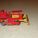 matchbox series case tractor 1969