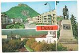 #carte postala(ilustrata)-DEVA