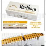 1.000 tuburi de tigari Marlboro Gold Original pentru injectat tutun