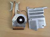 Sistem racire radiator si ventilator Sony Vaio VGN - FS315M , PCG - 7D1M