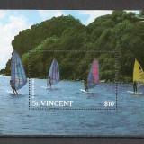 St.Vincent.1988 Turism-Bl.  RL.218