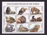 NEVIS 1999 FAUNA ANIMALE SALBATICE