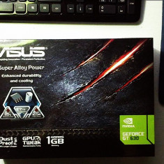 (URGENT) Placa grafica ASUS Nvidia Geforce GT 630 - Placa Video Asus GeForce GT 630, 1 GB