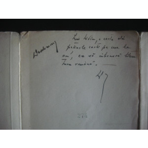 V. ALECSANDRI - POEZII 2 volume  {1937, contin dedicatie si autograf necunoscut}