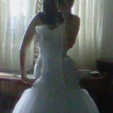Rochie Mireasa SUPERBA Sirena - Rochie de mireasa sirena