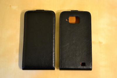 Husa ALLVIEW P4 ALLDRO Flip Case Inchidere Magnetica Black foto