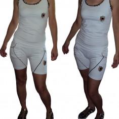COMPLEU BURBERRY PENTRU DAMA!Marime-XXL(70-78kg) - Trening dama, Culoare: Alb, Bumbac