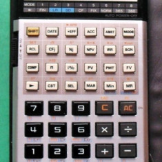 calculator casio FC-100 FINANCIAL CONSULTANT