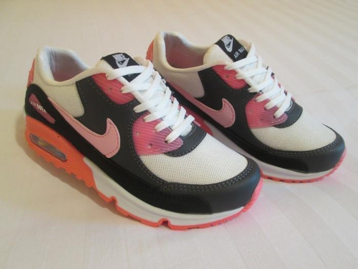 cd6c8cff0 ... Oferta Nike AIR MAX- Adidasi dama NIKE AIR MAX 90 HYPERFUSE alb-gri  ...
