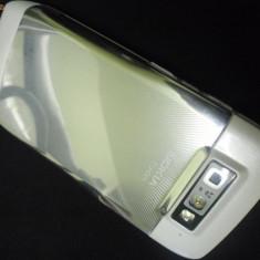 NOKIA E-71 IN STARE BUNA ALB - Telefon mobil Nokia E71, Neblocat