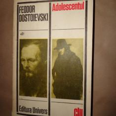 Adolescentul - Dostoievski, Alta editura
