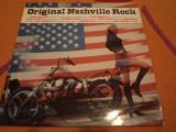 Original Nashville Rock disc vinyl muzica Rock & Roll Rockabilly lp compilatie, VINIL