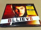 Justin Bieber - Believe (2012) Deluxe CD+DVD Digipack