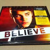 Justin Bieber - Believe (2012) Deluxe CD+DVD Digipack - Muzica Pop