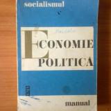K5 Economie politica- socialismul