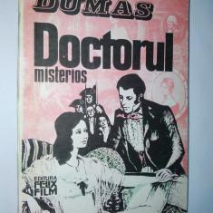 Al. Dumas – Doctorul Misterios  Ed. Felix Film -1992