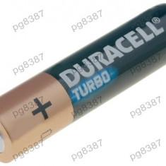 Baterie AAA, R3, alcaline, 1,5V, Duracell Turbo - 050275