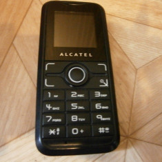 Alcatel OT-S210 - 59 lei - Telefon Alcatel, Negru, Nu se aplica, Neblocat, Fara procesor