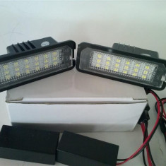 Lampa LED numar VW GOLF 4/5/6/7 7401
