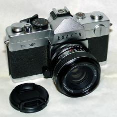Aparat foto film EXAKTA TL 500. EXTREM DE RAR.