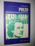 Mihai Eminescu – Poezii Ed. Eminescu -1980, Alta editura
