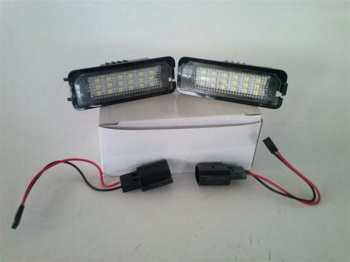 Lampa LED numar VW GOLF 4/5  PASSAT 4D/CC/POLO 7402