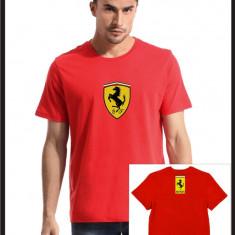 Tricou Ferrari Scuderia Shield