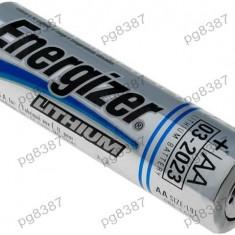 Baterie AA, R6, litiu, 1,5V, Energizer Ultimate Lithium-050263
