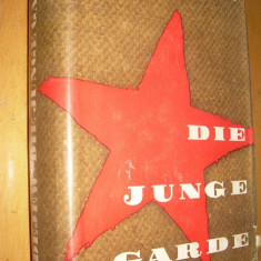 ALEXANDER FEDEJEW - DIE JUNGE GARDE - 1951 - CARTE IN LIMBA GERMANA - CARTE IN LIMBA GERMANA - Carte in germana