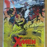 X-Men and Wolvetine Annual #1 (2014) Marvel Comics - Reviste benzi desenate Altele