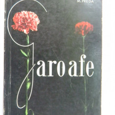 GAROAFE M.Preda - Carte gradinarit