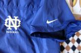 Geaca / tricou Baseball Nike New Orleans, Made in USA; marime XL; impecabila