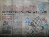 MIHAELA / GAZETA PENTRU TOTI COPIII / NELL COBAR (nr. 16 din 1 decembrie 1990)
