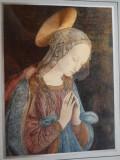 Frumoasa Icoana in Rama Fecioara Maria