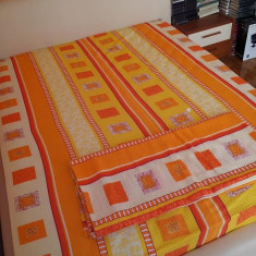 Vand pat, saltea si 2 somiere - Pat dormitor, Dublu, Pat de mijloc