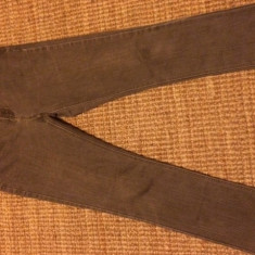 Jeans dama KappAhl, mas. 40 - Blugi dama, Culoare: Negru, Lungi, Normala