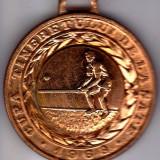 Medalie sport UTC CUPA TINERETULUI DE LA SATE 1969-OINA-locul I. - Medalii Romania