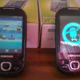Samsung Glaxy 550 - Telefon Samsung, Negru, <1GB, Neblocat, Single core, 256 MB